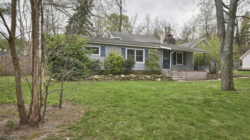 Частный односемейный дом для того Продажа на 79 Susquehanna Avenue Lincoln Park, Нью-Джерси 07035 Соединенные Штаты