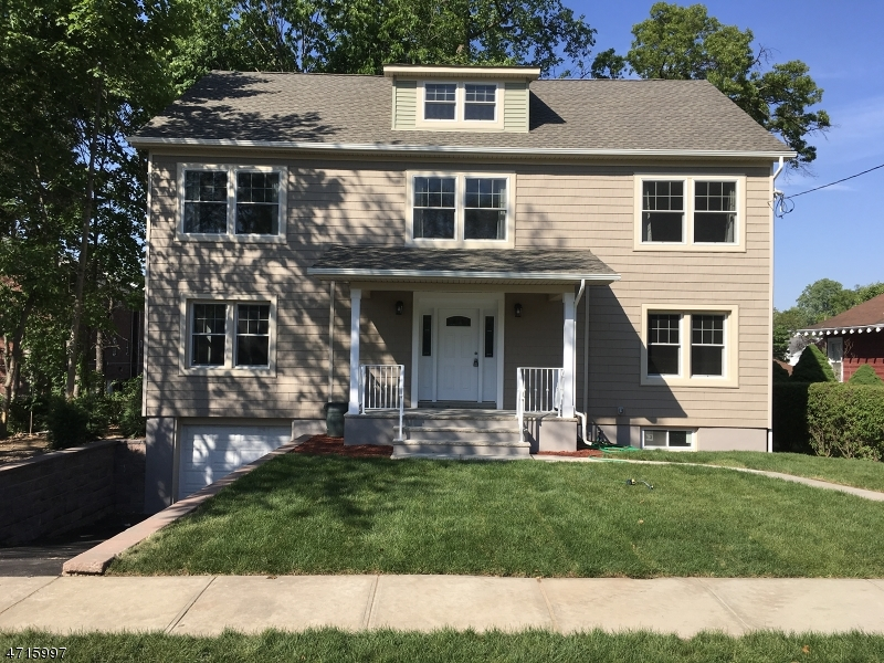 Single Family Home for Sale at 78 YANTACAW Place Nutley, New Jersey 07110 United States