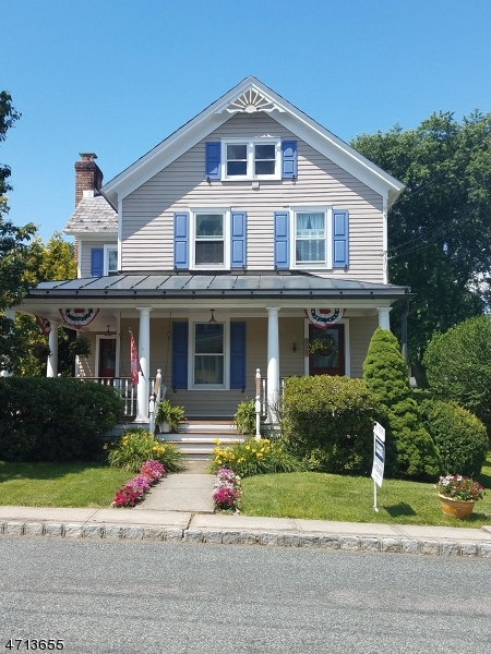 Single Family Home for Sale at 10 Center Street Califon, New Jersey 07830 United States