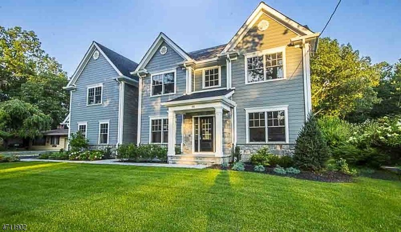 Single Family Home for Sale at 108 Rockwood Road Florham Park, New Jersey 07932 United States