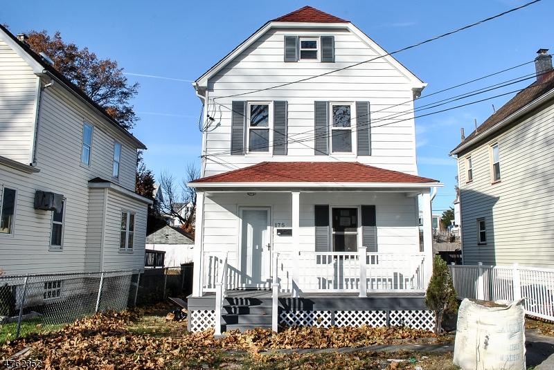 Частный односемейный дом для того Аренда на 175 Jerome Place Bloomfield, Нью-Джерси 07003 Соединенные Штаты