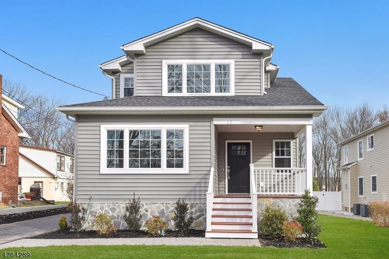 단독 가정 주택 용 매매 에 17 Prospect Place 17 Prospect Place Cedar Knolls, 뉴저지 07927 미국
