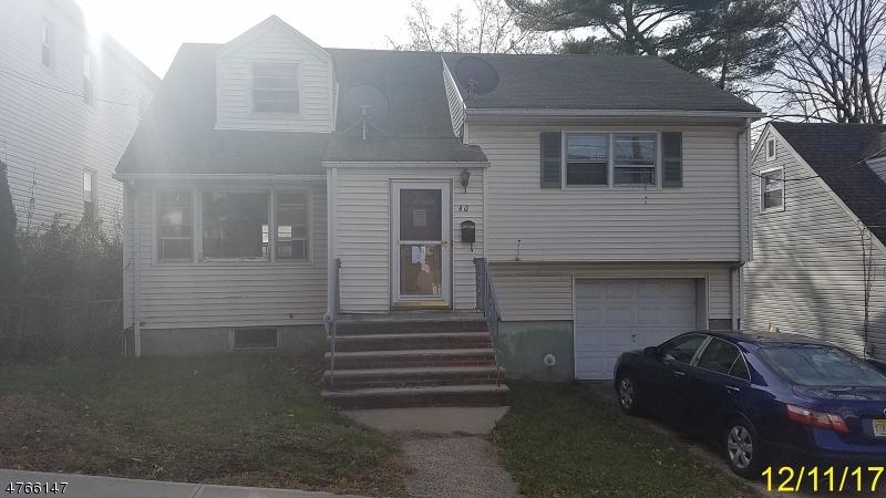 Частный односемейный дом для того Продажа на 40 Fairview Avenue 40 Fairview Avenue Bogota, Нью-Джерси 07603 Соединенные Штаты