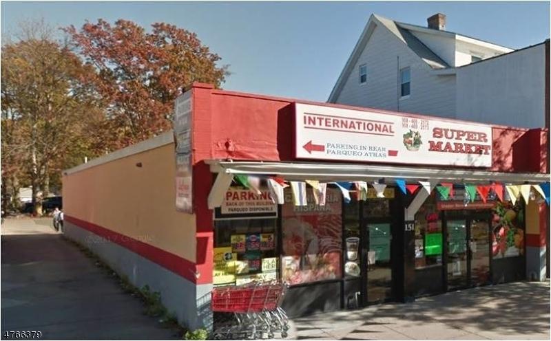 komerziell für Verkauf beim 151 ELMORA Avenue Elizabeth, New Jersey 07208 Vereinigte Staaten
