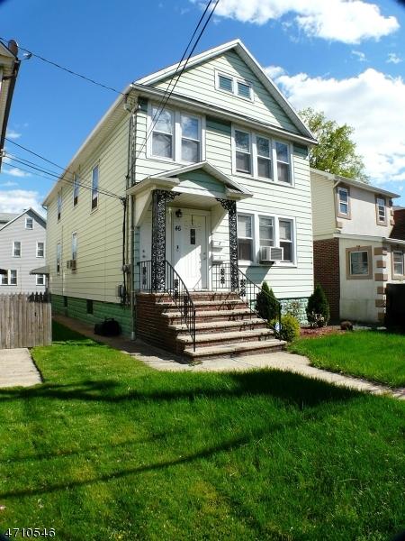 Maison unifamiliale pour l à louer à 46 E Henry Street Linden, New Jersey 07036 États-Unis