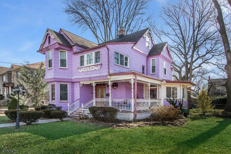 Casa Unifamiliar por un Venta en 47 W NEWELL Avenue Rutherford, Nueva Jersey 07070 Estados Unidos