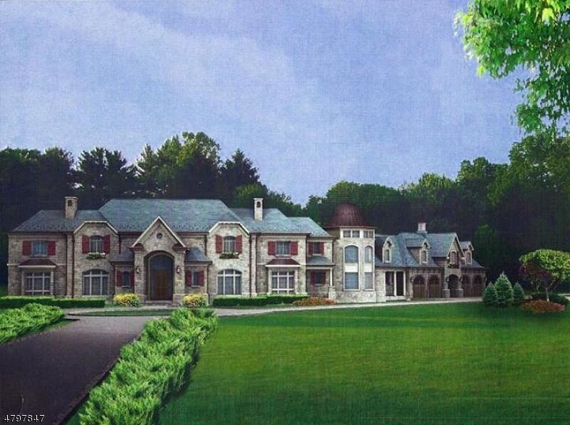 Single Family Homes per Vendita alle ore Bernardsville, New Jersey 07924 Stati Uniti