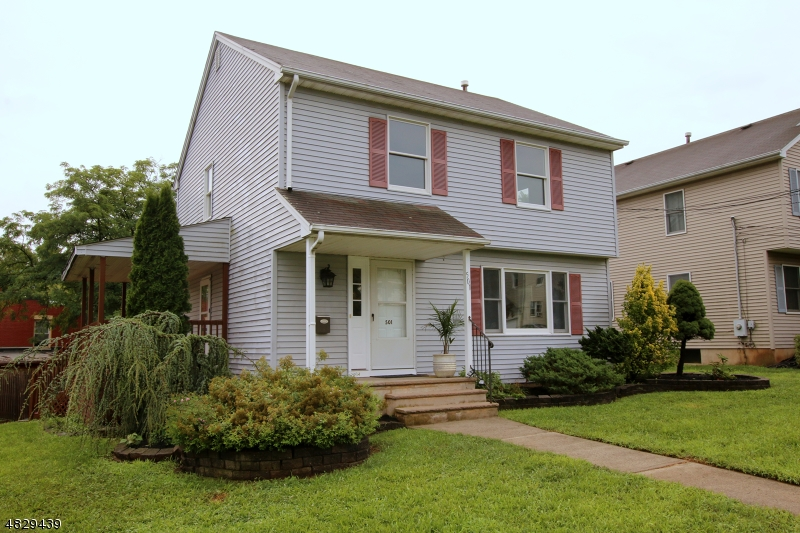 Single Family Home for Sale at 501 E FRECH Avenue Manville, New Jersey 08835 United States