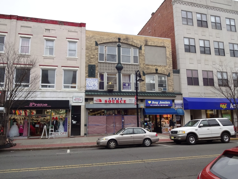 Commercial for Rent at 142 E FRONT Street Plainfield, New Jersey 07060 United States