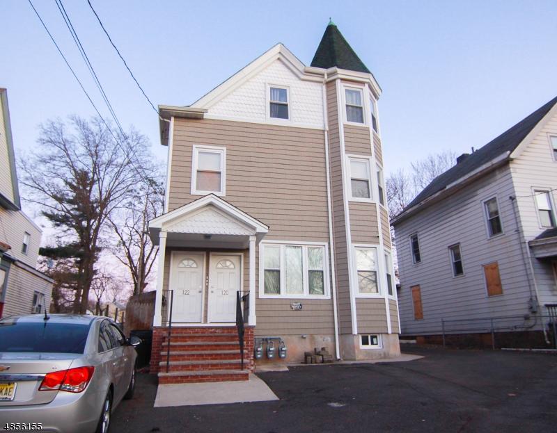 Κτίριο με ξεχωριστά διαμερίσματα για πολλές οικογένειες για την Πώληση στο 120 ORANGE Avenue Irvington, Νιου Τζερσεϋ 07111 Ηνωμένες Πολιτείες