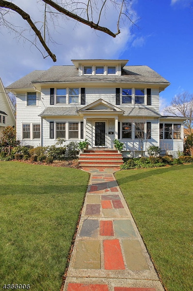 Single Family Home for Sale at 561 HILLCREST AVE 561 HILLCREST AVE Westfield, New Jersey 07090 United States