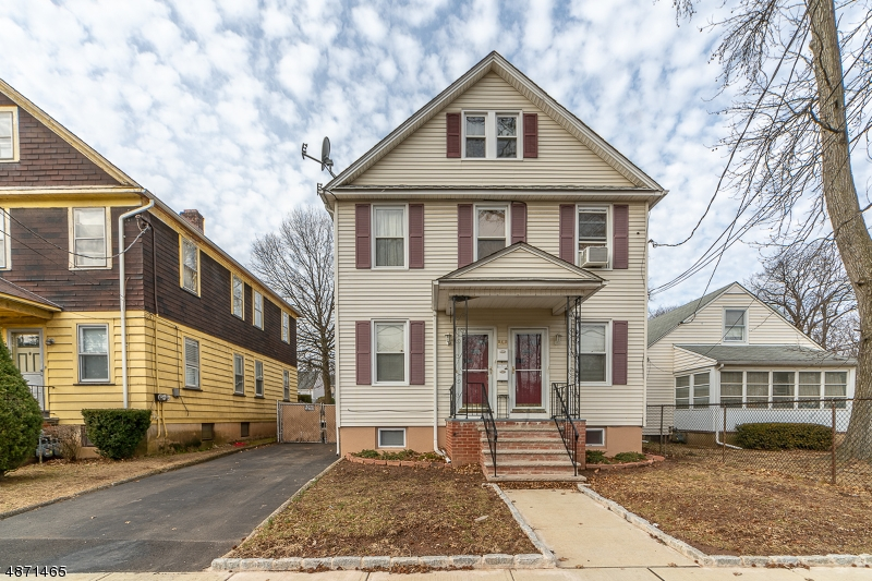 Multi-Family Home for Sale at 868 BISHOP Street Union Township, New Jersey 07083 United States