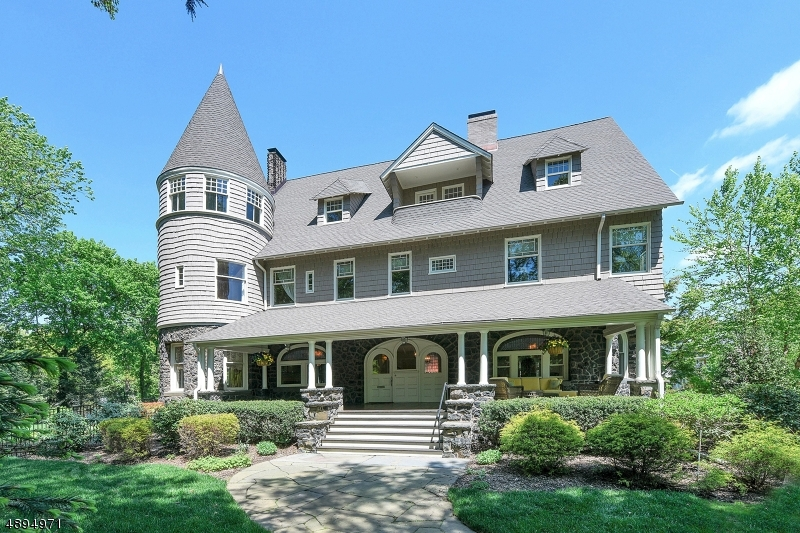Single Family Home for Sale at 4 DURYEA RD Montclair, New Jersey 07043 United States