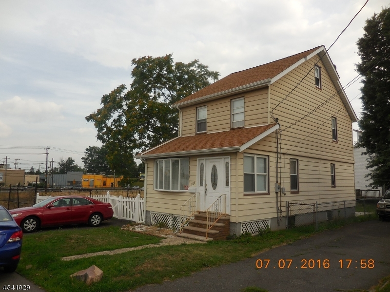 Single Family Home for Sale at 925 Hampden Street Linden, New Jersey 07036 United States