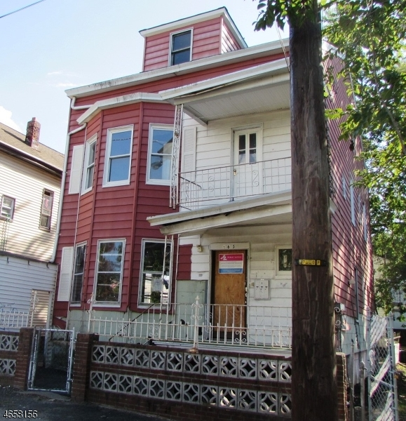 Multi-Family Home for Sale at 165-167 TEMPLE Street Paterson, New Jersey 07522 United States