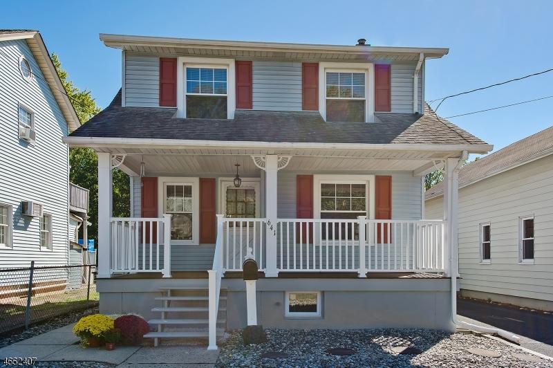 Частный односемейный дом для того Продажа на 641 N Avenue Ext Dunellen, Нью-Джерси 08812 Соединенные Штаты