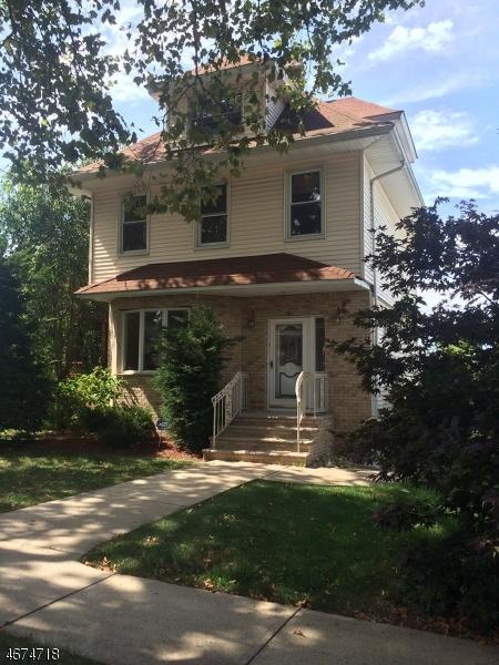 Maison unifamiliale pour l Vente à 59 Rose Street Wood Ridge, New Jersey 07075 États-Unis