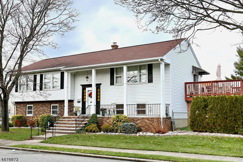 Single Family Home for Sale at 25-09 ROSALIE Street Fair Lawn, 07410 United States