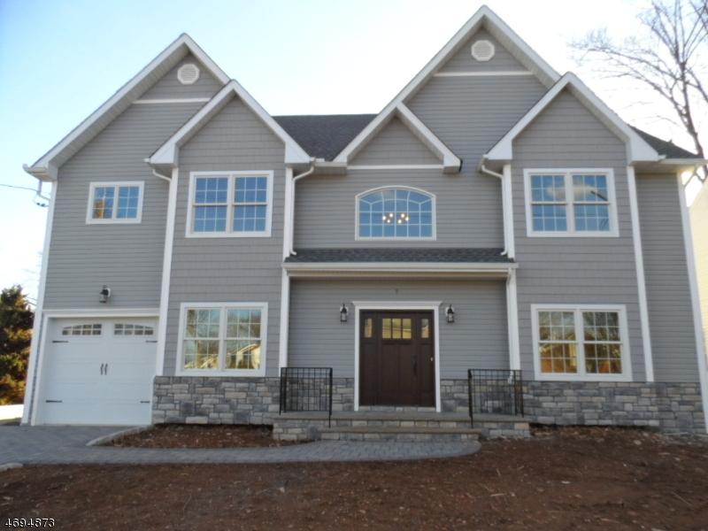 独户住宅 为 销售 在 9A CRESTWOOD Lane Clark, 07066 美国