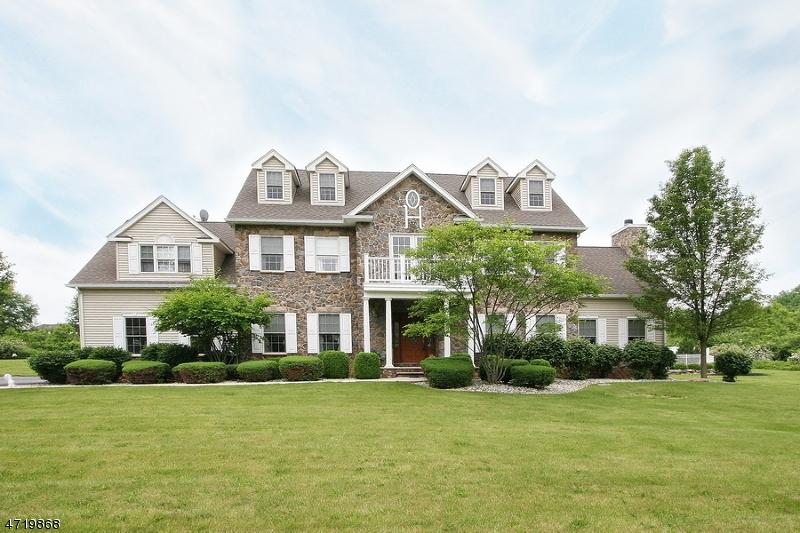Enfamiljshus för Försäljning vid 36 Shurts Road Asbury, New Jersey 08802 Usa