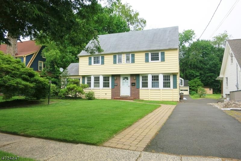 Maison unifamiliale pour l Vente à 526 Central Avenue 526 Central Avenue Bound Brook, New Jersey 08805 États-Unis