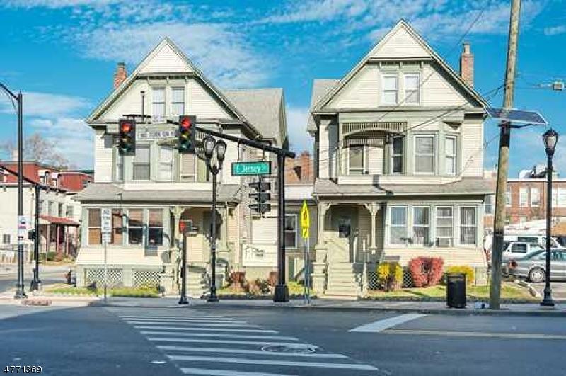 Vivienda multifamiliar por un Venta en 1089-1091 East Jersey Street Elizabeth, Nueva Jersey 07201 Estados Unidos