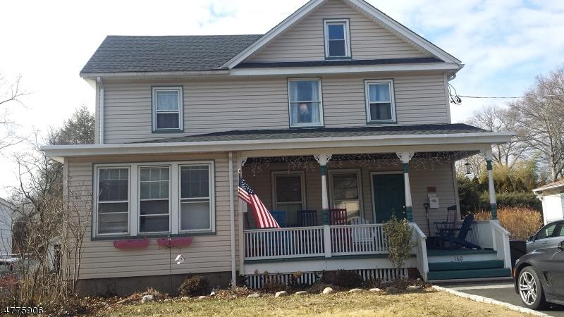 Maison unifamiliale pour l à louer à 160 Ackerman Avenue Ridgewood, New Jersey 07450 États-Unis