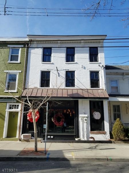 Maison unifamiliale pour l à louer à 61 N Main Street Lambertville, New Jersey 08530 États-Unis