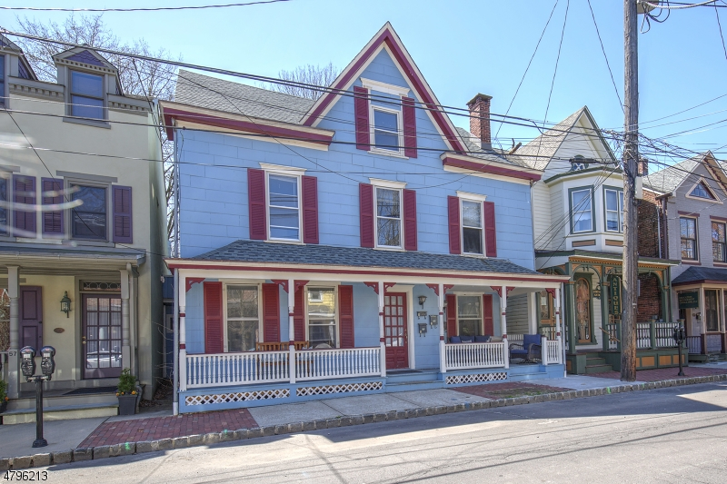 Multi-Family Home for Sale at 53 CORYELL Street Lambertville, New Jersey 08530 United States