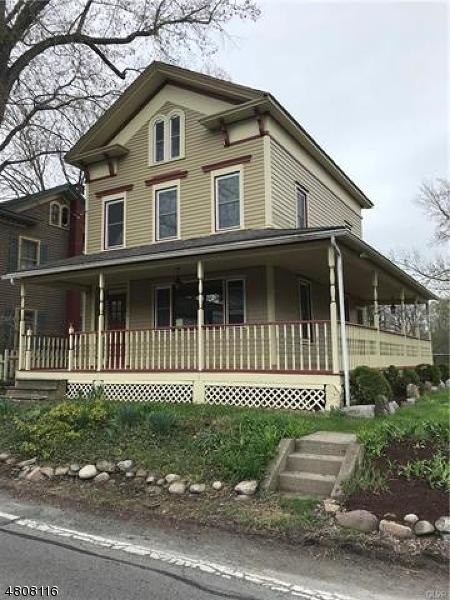 Частный односемейный дом для того Продажа на 7745 Martins Creek Belvidere Bangor, Пенсильвания 18013 Соединенные Штаты