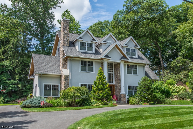 Single Family Home for Sale at 10 N CRANE RD 10 N CRANE RD Mountain Lakes, New Jersey 07046 United States