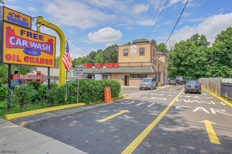 Commercial pour l Vente à 1327 SOUTH AVENUE Plainfield, New Jersey 07062 États-Unis