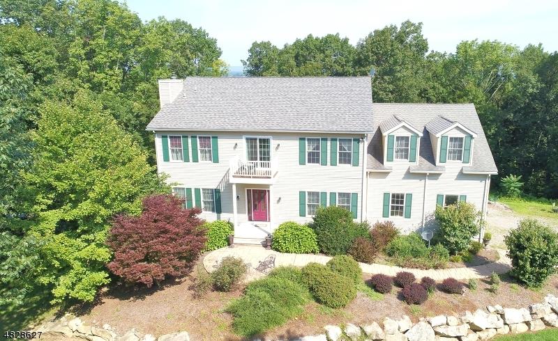 single family homes для того Продажа на Hope, Нью-Джерси 07838 Соединенные Штаты