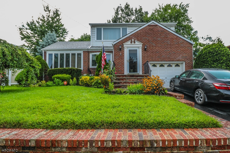 Single Family Home for Sale at 34 ACADEMY TER Linden, New Jersey 07036 United States