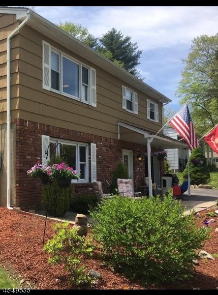 Property 为 销售 在 74 HUNTERDON Place 西米尔福德, 新泽西州 07480 美国