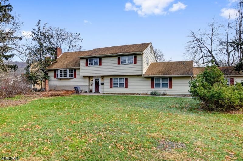 Частный односемейный дом для того Продажа на 906 W MEADOW Drive Bound Brook, Нью-Джерси 08805 Соединенные Штаты