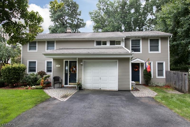 Частный односемейный дом для того Продажа на 56 DORA Avenue Waldwick, Нью-Джерси 07463 Соединенные Штаты
