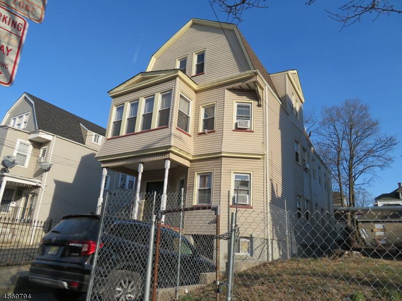 Moradia Multi-familiar para Venda às 932 GROVE Street Irvington, Nova Jersey 07111 Estados Unidos
