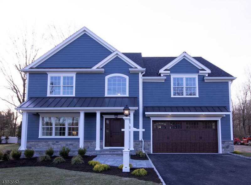 Частный односемейный дом для того Продажа на 25 Brooklake Road Florham Park, Нью-Джерси 07932 Соединенные Штаты