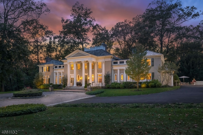 Single Family Homes for Sale at Bernardsville, New Jersey 07924 United States