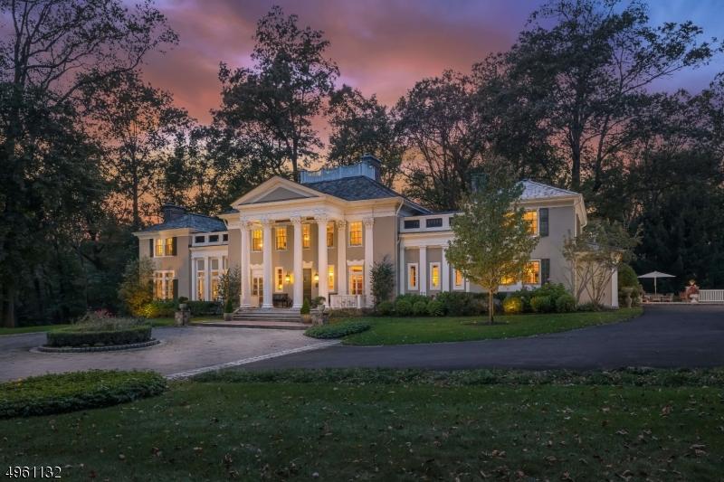 Single Family Homes voor Verkoop op Bernardsville, New Jersey 07924 Verenigde Staten