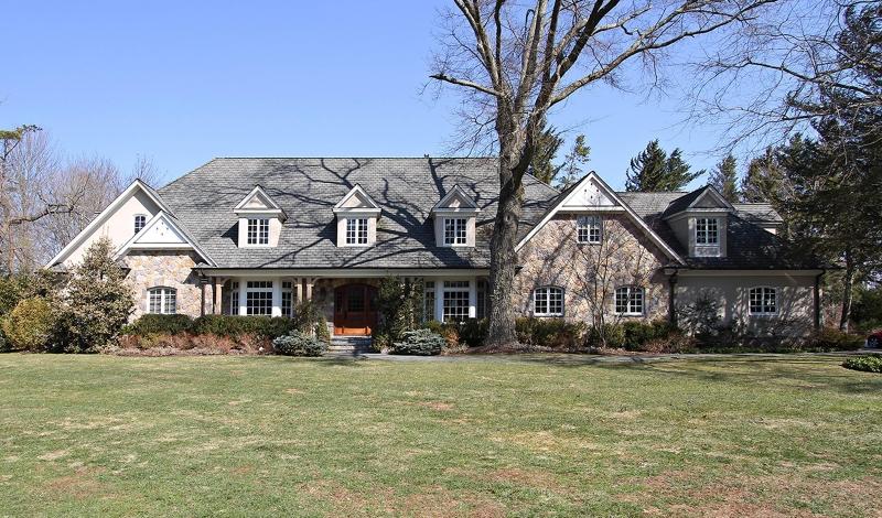 Частный односемейный дом для того Продажа на 37 VILLAGE Road New Vernon, Нью-Джерси 07976 Соединенные Штаты
