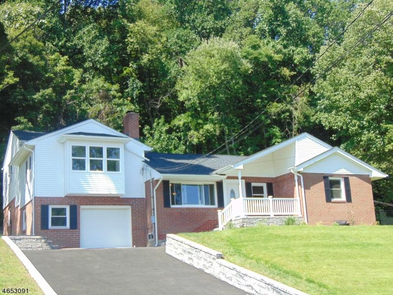 Частный односемейный дом для того Продажа на 109 Hillside Drive Haledon, 07508 Соединенные Штаты