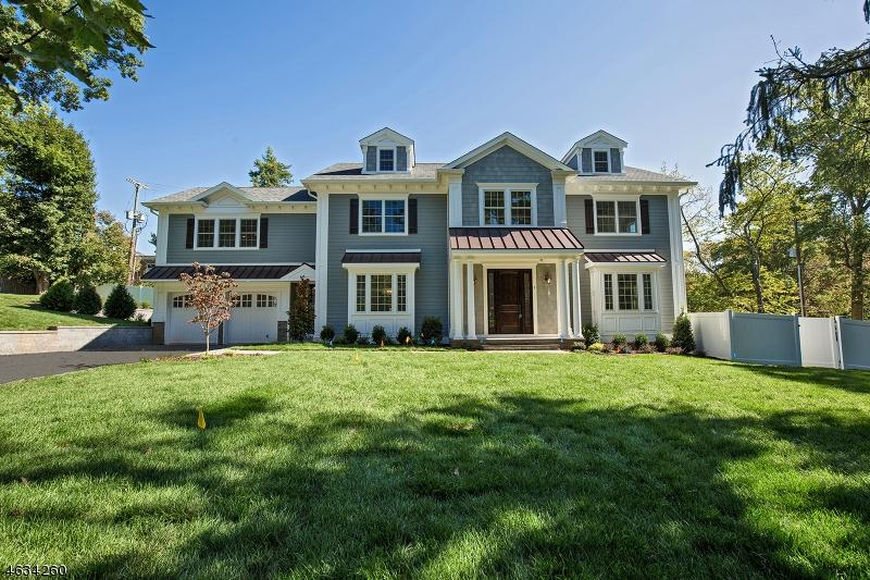 独户住宅 为 销售 在 1 Robert Drive 查塔姆, 新泽西州 07928 美国