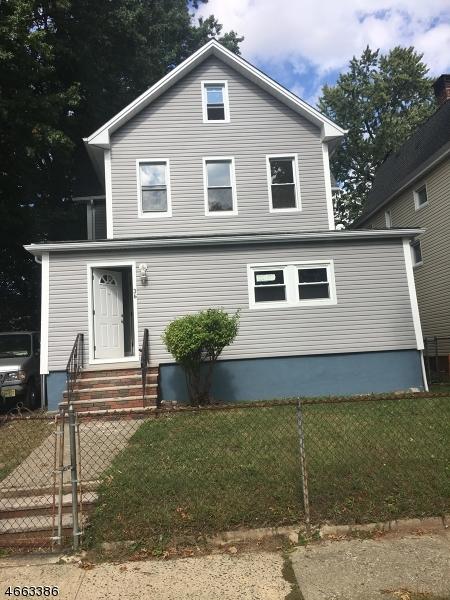 多户住宅 为 销售 在 36 Grove Place East Orange, 新泽西州 07017 美国