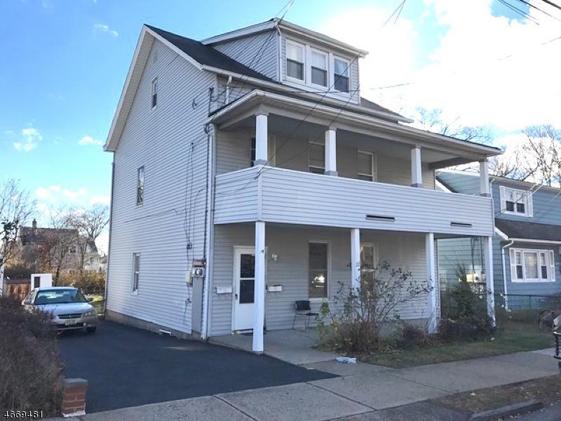 Casa Multifamiliar por un Venta en 22 KOSSUTH Street Haledon, Nueva Jersey 07508 Estados Unidos