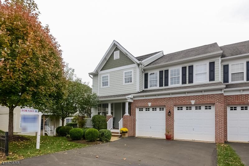 Частный односемейный дом для того Продажа на 245 Holcombe Way Lambertville, 08530 Соединенные Штаты