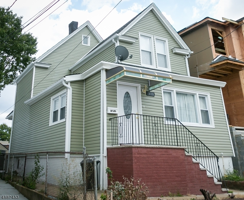 Single Family Home for Sale at 7418 1st Avenue North Bergen, New Jersey 07047 United States