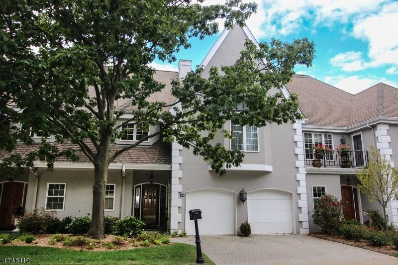 Casa Unifamiliar por un Venta en 24 Normandy Court Ho Ho Kus, Nueva Jersey 07423 Estados Unidos