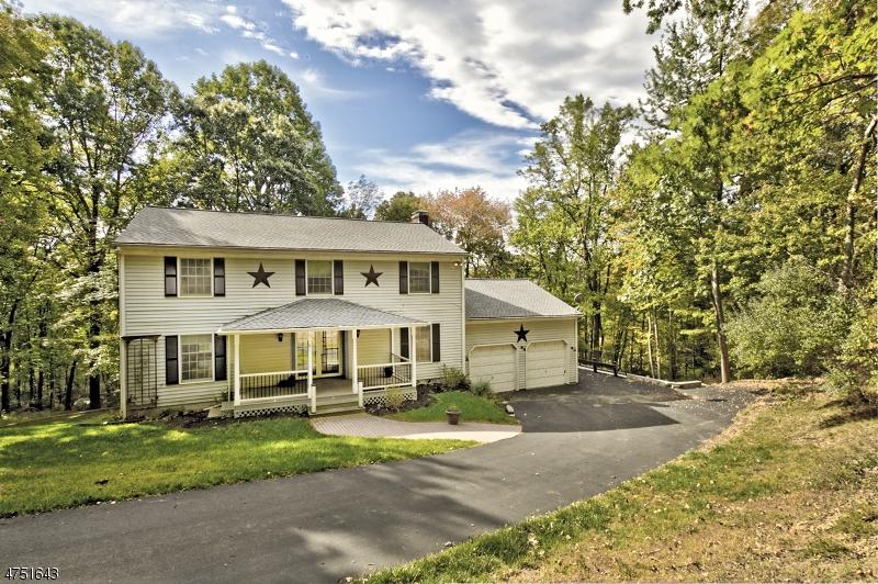 Maison unifamiliale pour l Vente à 99 Russling Road Independence Township, New Jersey 07840 États-Unis
